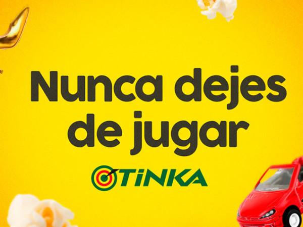 Tinka – Nunca dejes de jugar