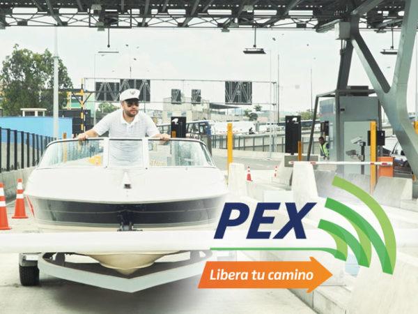 PEX – Gasolina gratis
