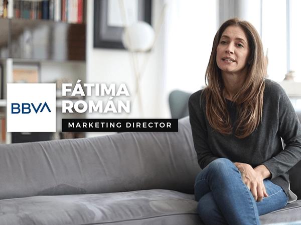 Testimonial – BBVA Marketing Director